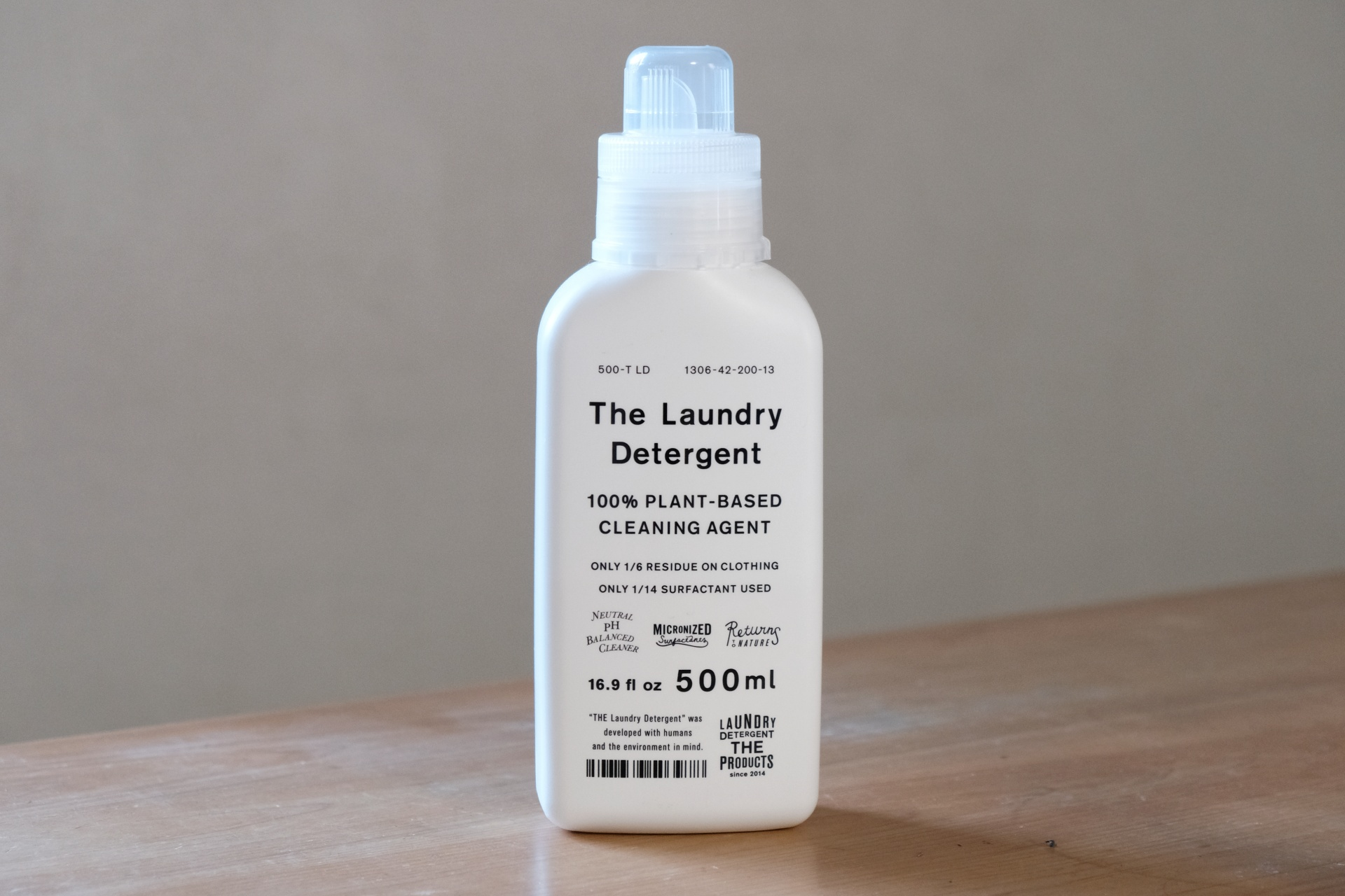 The Laundry Detergent
